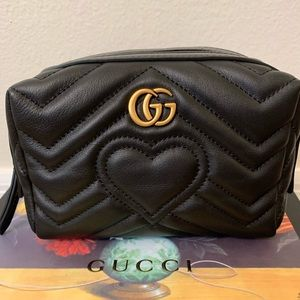 Gucci Marmont Cosmetic Bag